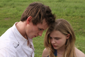 Eddie Redmayne and Chloe Grace Moretz