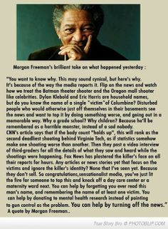 morgan freeman quote more sandy hooks actor morgan morganfreeman 2012 ...