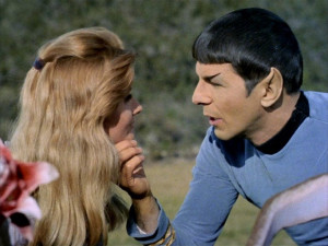 "SPOCK, Star Trek: The Original Series , ""This Side of Paradise"""