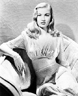 Veronica Lake Movie Still...