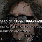 tim burton, quotes, sayings, characters, film, movie tim burton ...