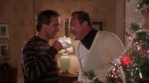 Starring – National Lampoon's Christmas Vacation
