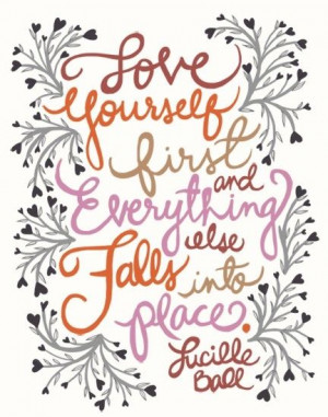 Love! Quote by Lucille Ball