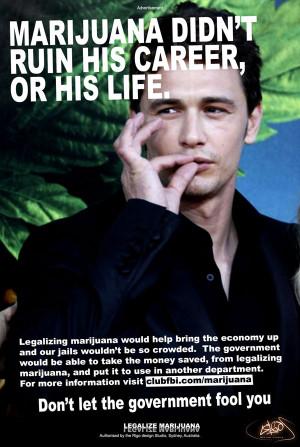 Anti-(anti-marijuana) Posters