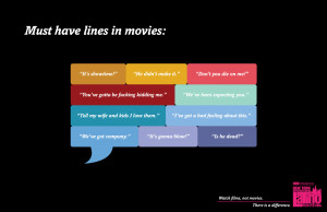 INFOGRAPHIC: Hollywood Movie Clichés