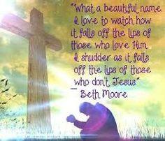 Beth moore More