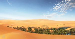 alpha coders art abyss earth desert desert oasis