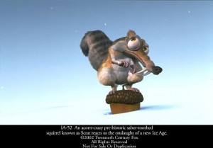 28 february 2002 titles ice age characters scrat ice age 2002