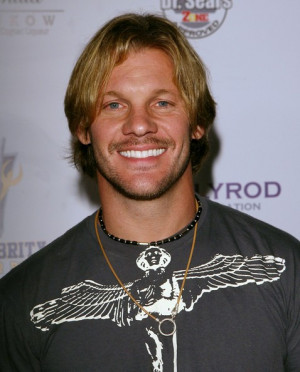 Chris Jericho Short Straight Cut