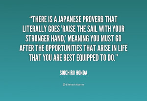 Japanese Proverbs Quotes