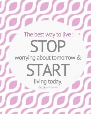 cute life quotes the best way to live