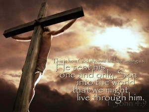 Jesus Christ Wallpaper with Bible Verse Pinterest