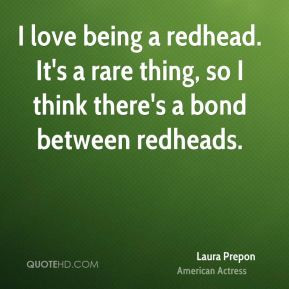 Love Red Heads Quotes
