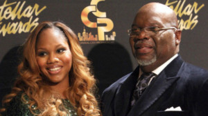 Sarah Jakes ', daughter of prominent pastor T.D. Jakes , world ...