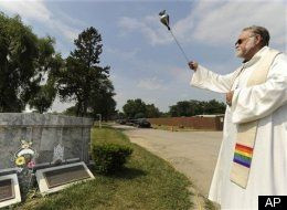 Burr Oak Cemetery Emmett Till
