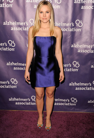 """Kirsten wore these designer $800 pumps to the Annual """"A night at ..."""