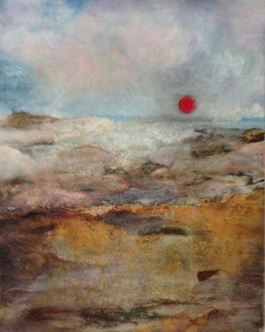 Saatchi Online Artist Patricia Chaparro; Painting,