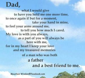 Missing my daddy :)