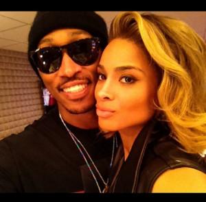 Ciara and Future engaged