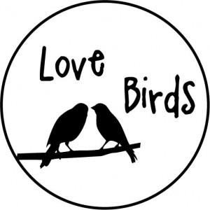 birds on branch love bird silhouette clip art lovebirds