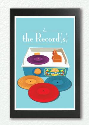 Retro poster quote print pop art nursery by GoodNightOwlDesigns, $22 ...