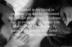 Significance series by shelly crane. An adorable romance with a ...