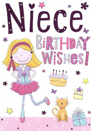 niece birthday wishes quotes