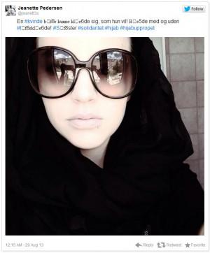 Women In Sweden Wear Headscarves After Muslim Woman Is Assaulted