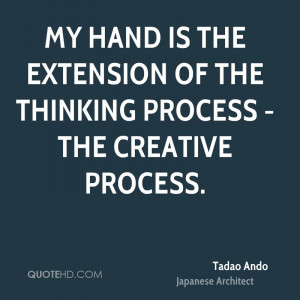 Tadao Ando Art Quotes