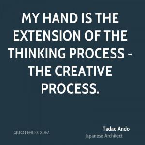 Tadao Ando Art Quotes