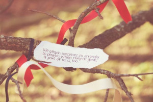 No Strings Attached: quotes about missing someone you love