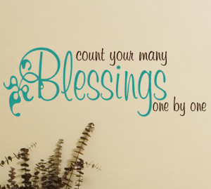 Blessing Quotes Graphics