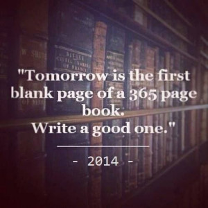 Let's make this year an amazing one!!!