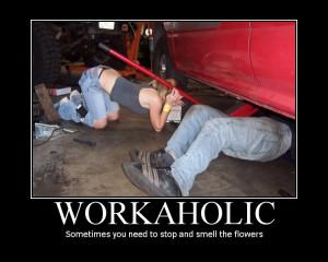 "Salon: ""Workaholism"" is Real"