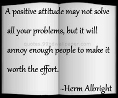 Famous Quotes On Attitude