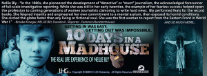 "10 DAYS IN A MADHOUSE - A MOVIE THRILLER IN PRE-PRODUCTION. ""In the ..."