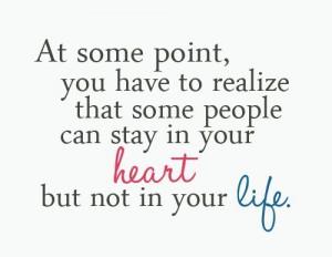 Heartbroken sad quote