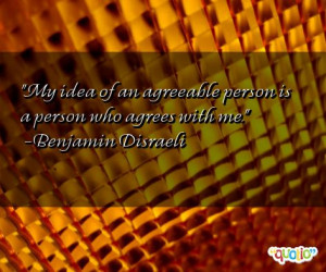 Agreeable Quotes