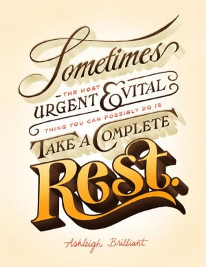 25+ Beautiful Yet Inspiring Typography Design Quotes | Best Poster ...
