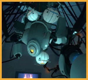 glados portal 1 video game quotes