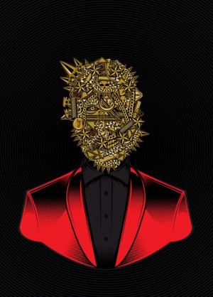 YEEZUS From #Egomaniacs The New Pop Art Series. by Marwan Shahin ...