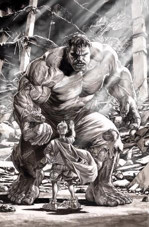 Thread: Lee Bermejo Spiderman vs Green Goblin Spread