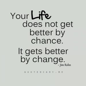 change comfort zone change your fate cool better to change