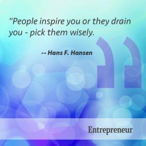 Inspiring Quotes Help Through Work Day Hansen