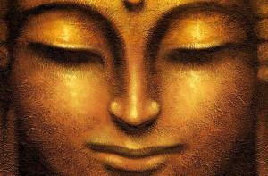 Details zu Fototapete SIDDHARTHA 175x115 gold Buddha Buddhismus Zen ...