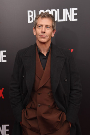 ... the way of Ben Mendelsohn's character, who absolutely steals the show