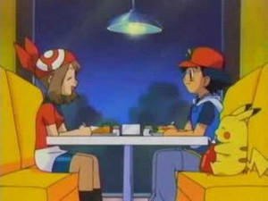 Romantic Dinner - pokemon Photo