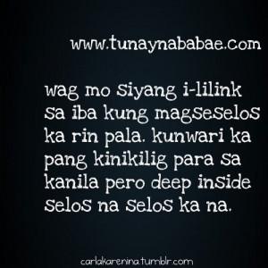 Quarrel Love Quotes http://tunaynababae.com/tagalog-quotes/sad-quotes ...