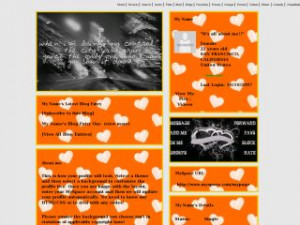 Searched for Broken Heart Colorful Quotes MySpace Layouts