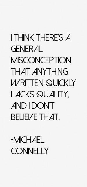 Michael Connelly Quotes & Sayings